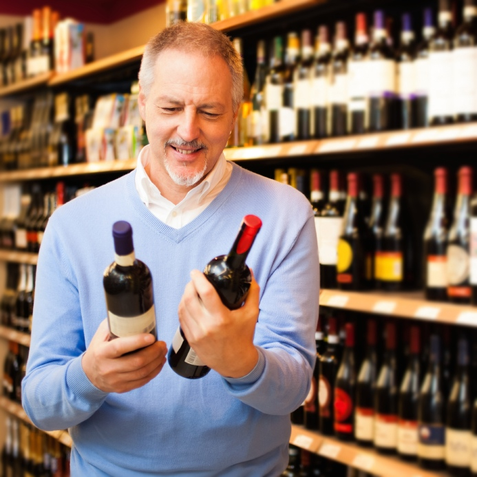 wine buyer